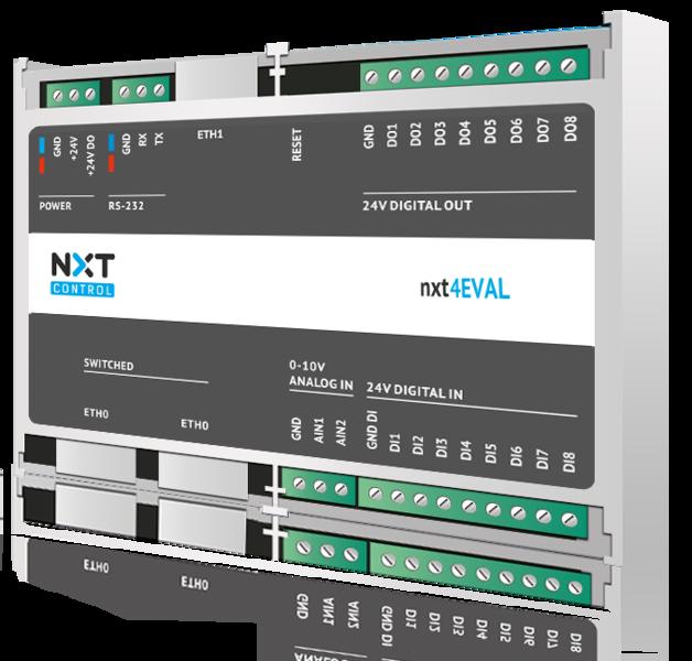nxtControl - Anfrageformular